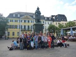 Schüleraustausch Moskau-Brühl