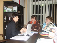 Hospitationsprogramm für deutsche Fachkräfte der Jugendarbeit zwischen der djo-Deutsche Jugend in Europa und dem Jugendring der Russlanddeutschen