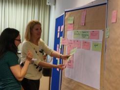 Drei starke Partner  - Kontaktseminar für Schulpartnerschaften zwischen Deutschland, Polen und Russland 2014