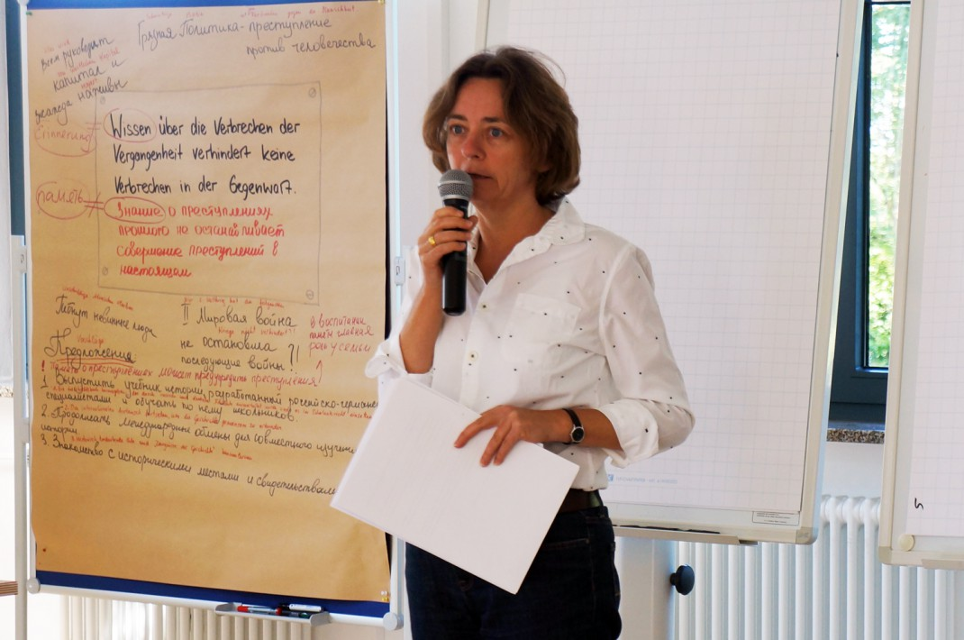 Vortrag Dr. Birgit Schwelling