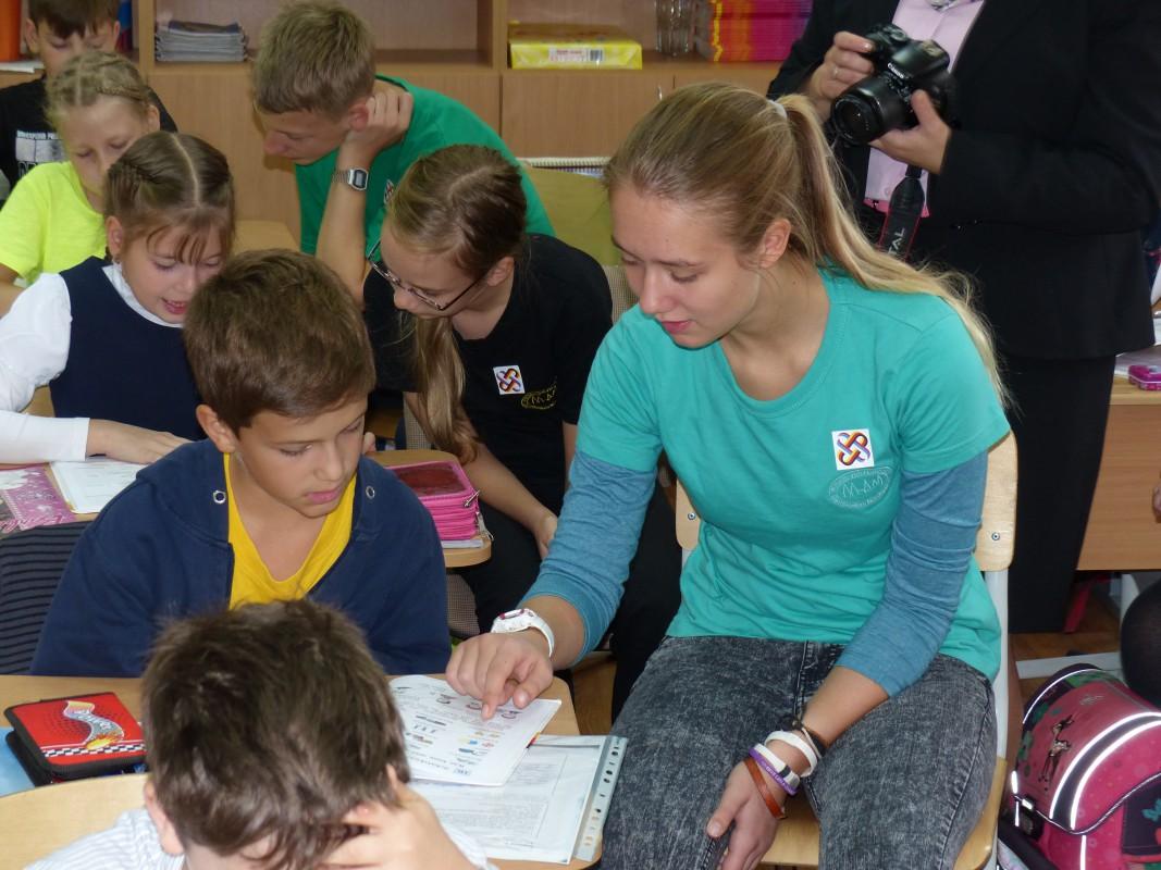 Schülerbegegnung Nordhausen - St. Petersburg