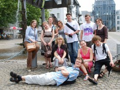 Hospitationsprogramm für russische Fachkräfte der Jugendarbeit zwischen der djo-Deutsche Jugend in Europa und dem Jugendring der Russlanddeutschen