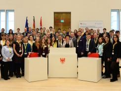 10. Deutsch-Russisches Jugendparlament in Deutschland 2014