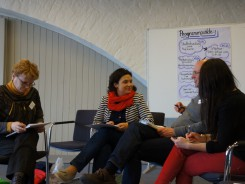 Drei Partner für den Schüleraustausch: Kontaktseminar für Schulpartnerschaften zwischen Deutschland, Polen und Russland 2015