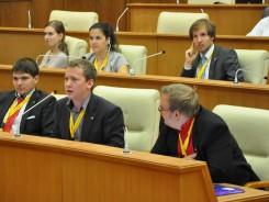 6. Deutsch-Russisches Jugendparlament in Jekaterinburg 2010