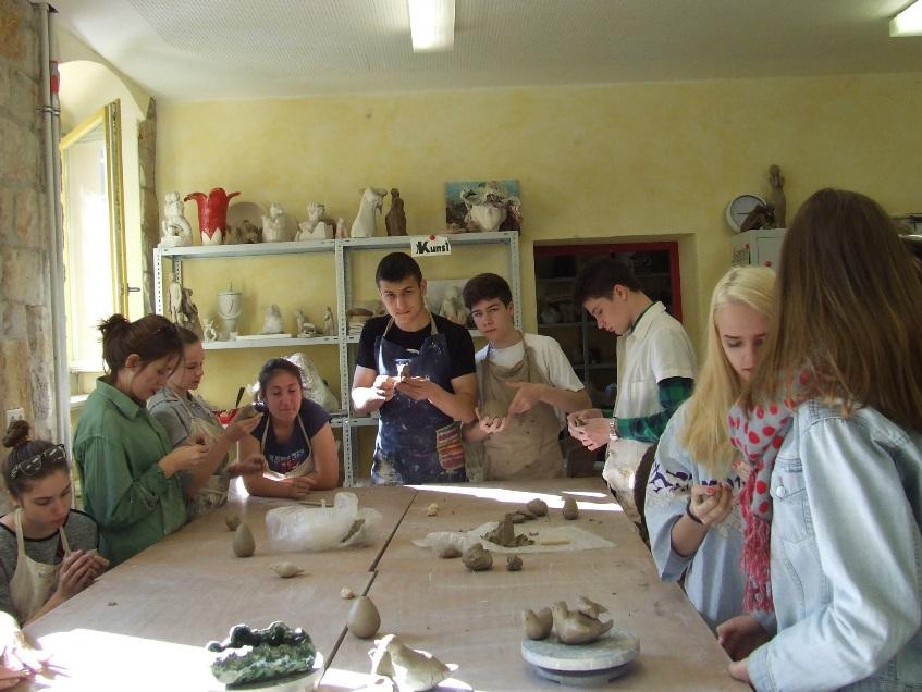 Schüleraustausch Dresden-Jasnaja Poljana