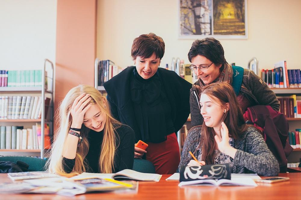 "Drei Partner für den Schüleraustausch"" Kontaktseminar 2017"